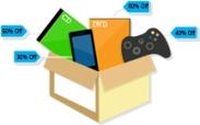 sale box